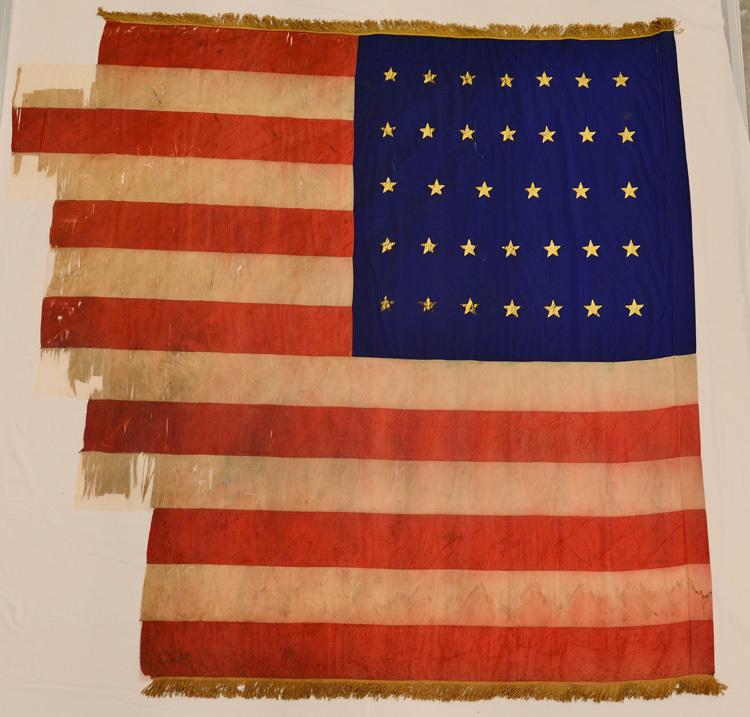 16th Vermont Infantry, National Flag.jpg