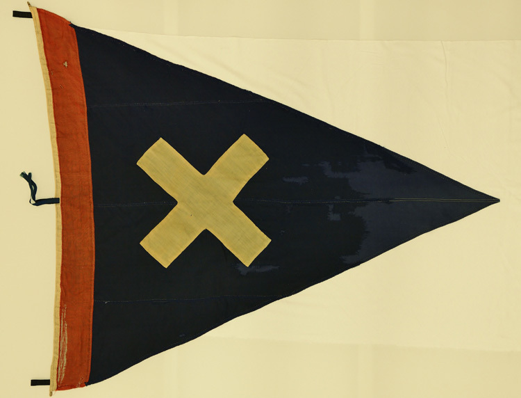 2nd Vermont Brigade, 2nd Division, 6th Corps, Brigade Guidon.jpg