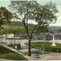 Depot Square, Northfield, Vt.