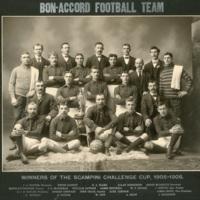 Bon-Accord Football, 1905-1906