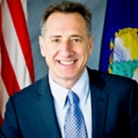 Peter Elliott Shumlin, Vermont Governor 2011-2017