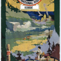 Vermont's Brochure (Cover Image)