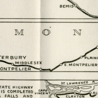 Vermont T.R.I. Highway Map