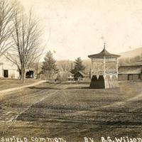 Marshfield Common, c. 1900