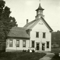 Village Schoolhouse, circa 1898
