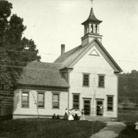 Village Schoolhouse, circa 1898