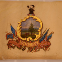 1st Vermont Infantry Regimental Flag