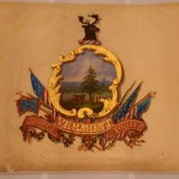1st Vermont Infantry Regimental Flag
