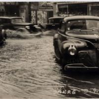 Flood of 1942 on Main Street